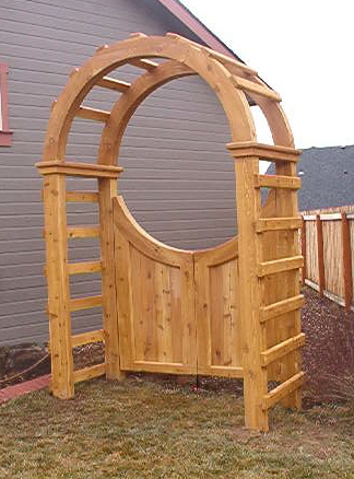 Woodwork Diy garden arbor gate Plans PDF Download Free diy
